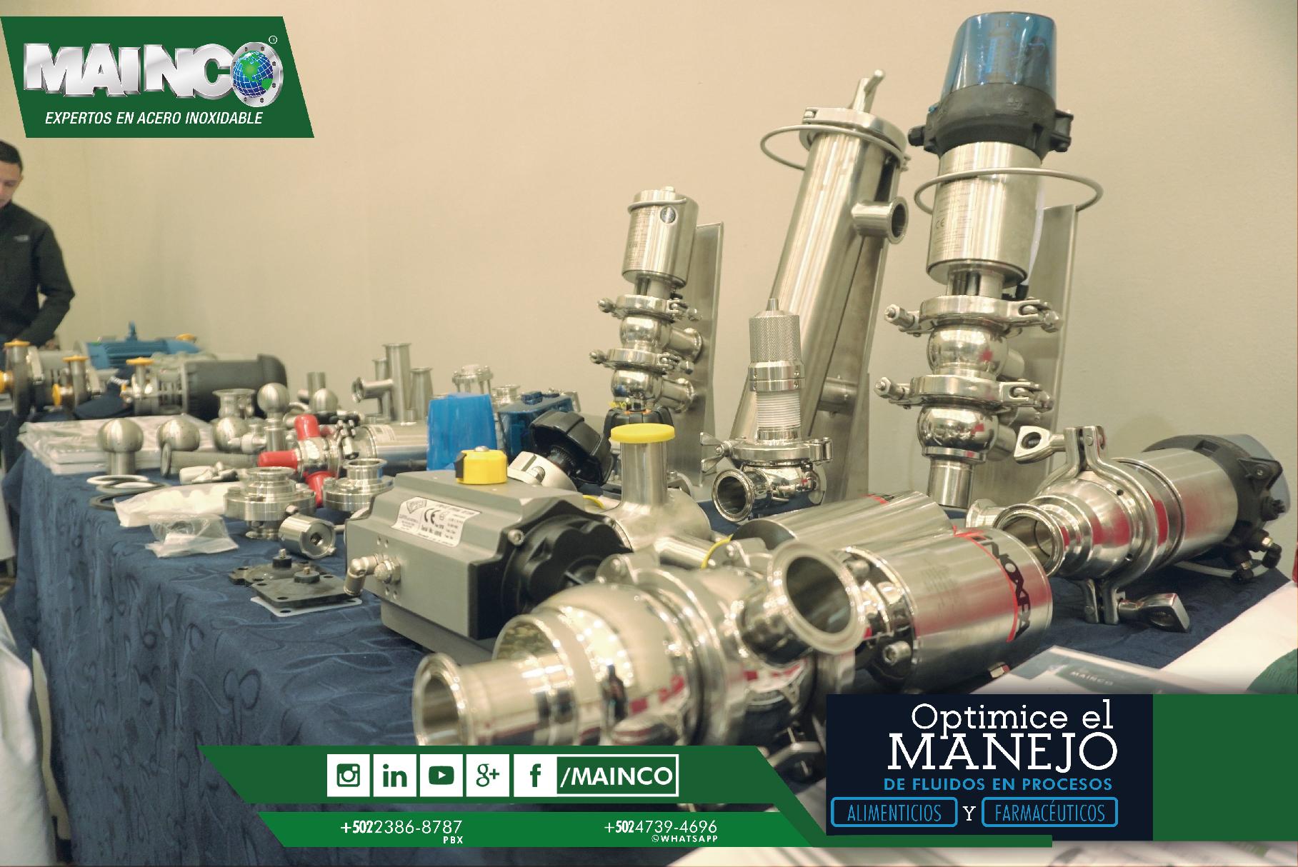 imagen 2 galeria Seminario Optimice el manejo de fluidos en procesos alimenticios y farmacéuticos