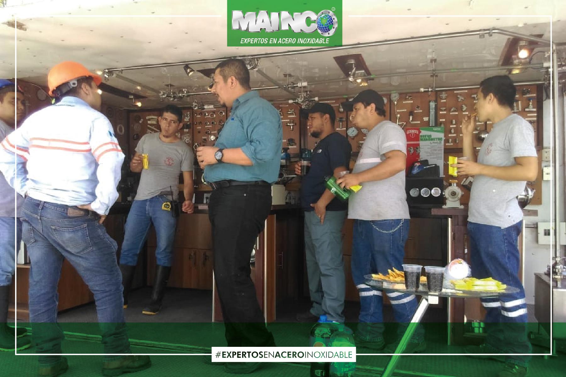 imagen 2 galeria Demostración empresarial MAINCO - Grupo Avicola