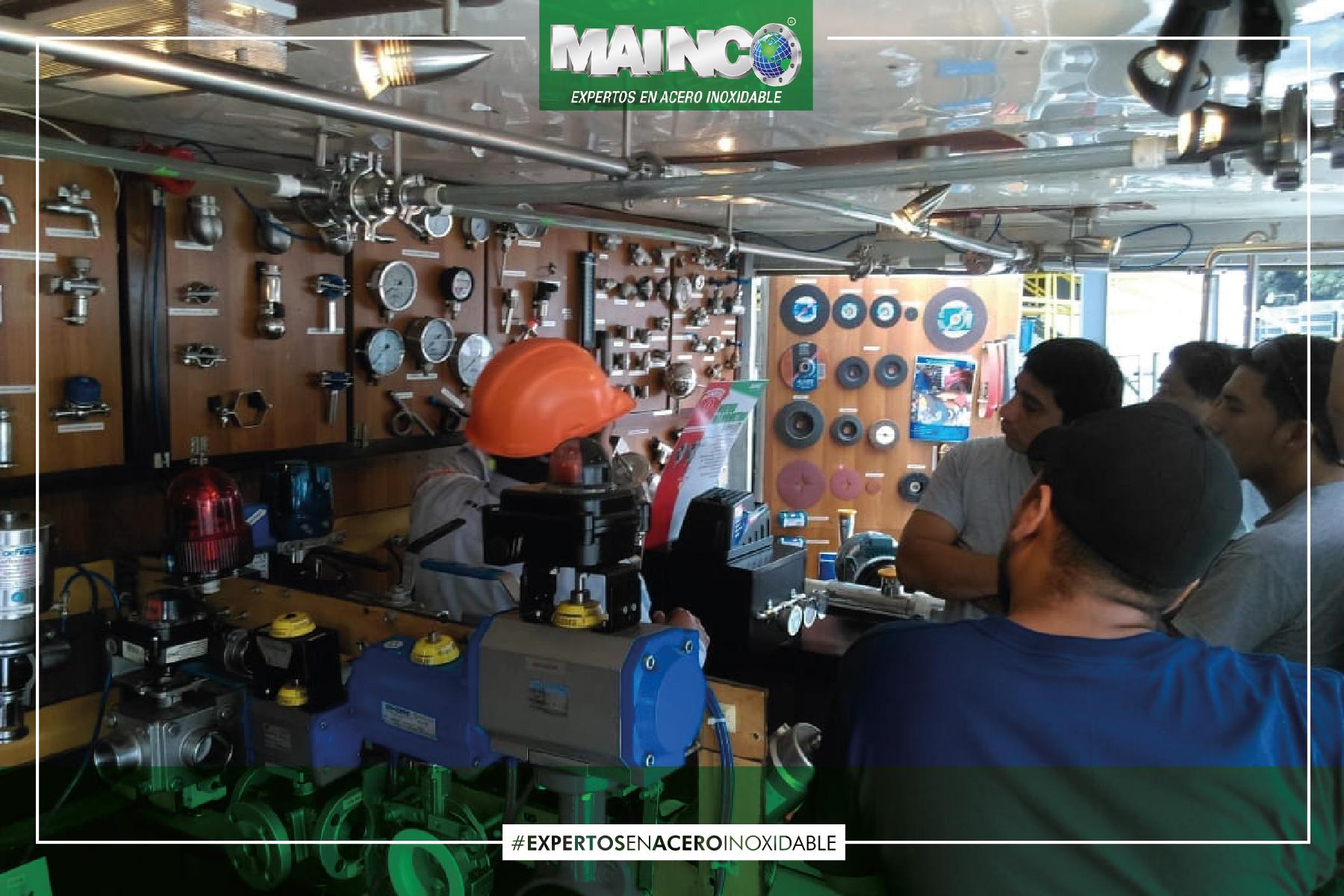 imagen 3 galeria Demostración empresarial MAINCO - Grupo Avicola