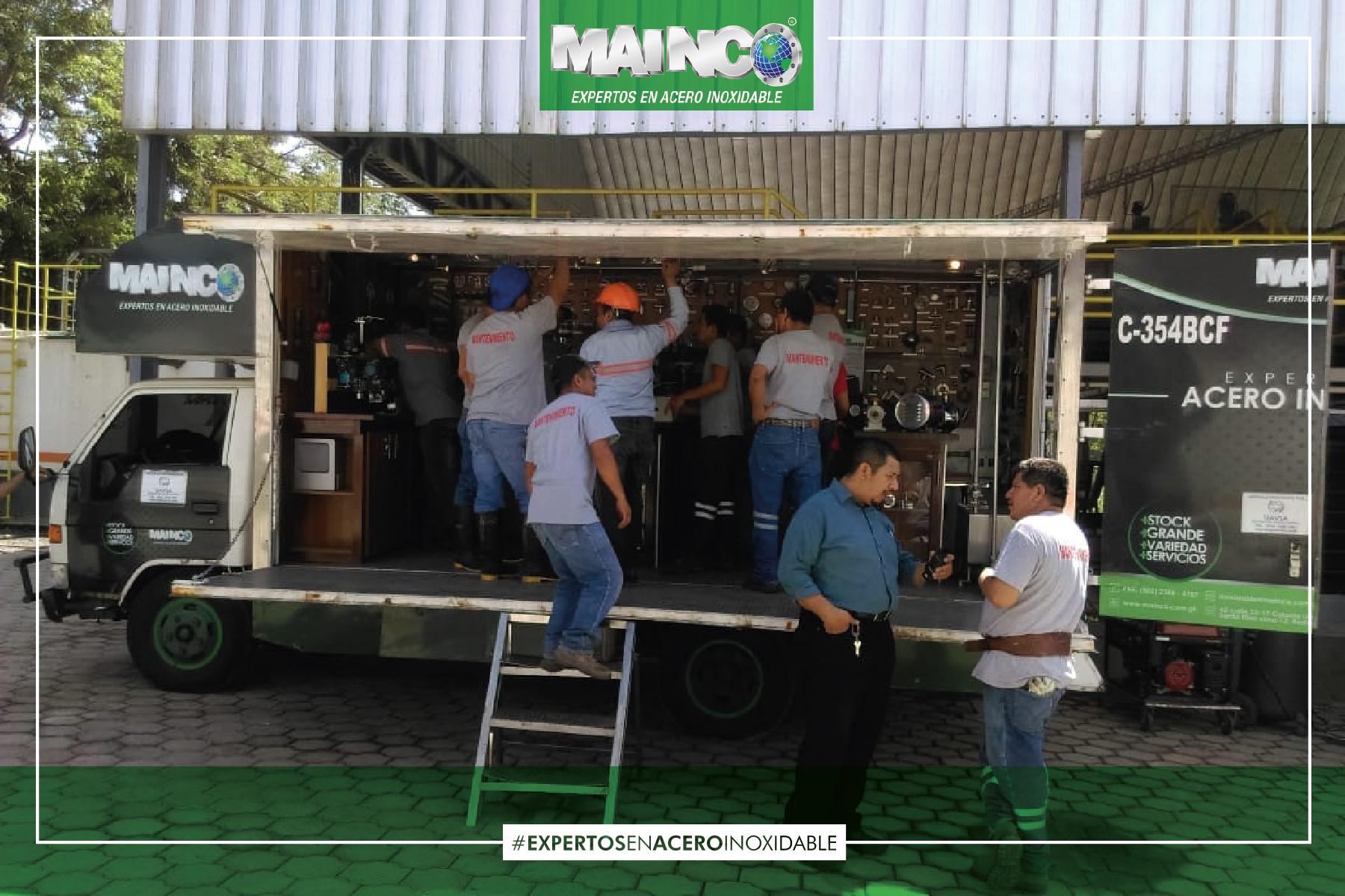 imagen 4 galeria Demostración empresarial MAINCO - Grupo Avicola
