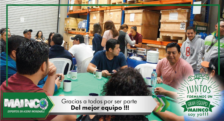imagen 2 galeria Juntos formamos un gran equipo MAINCO soy yo !!!