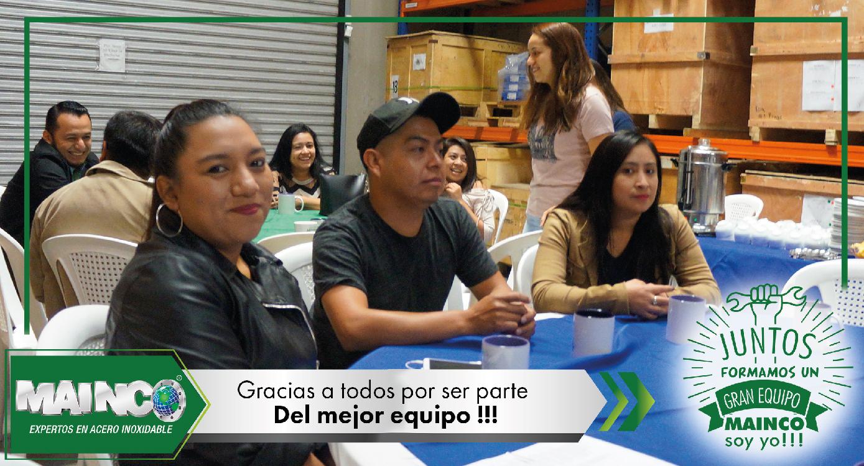 imagen 3 galeria Juntos formamos un gran equipo MAINCO soy yo !!!