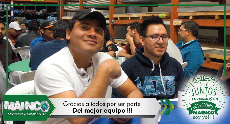 imagen 4 galeria Juntos formamos un gran equipo MAINCO soy yo !!!