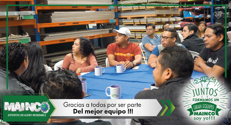 imagen 5 galeria Juntos formamos un gran equipo MAINCO soy yo !!!