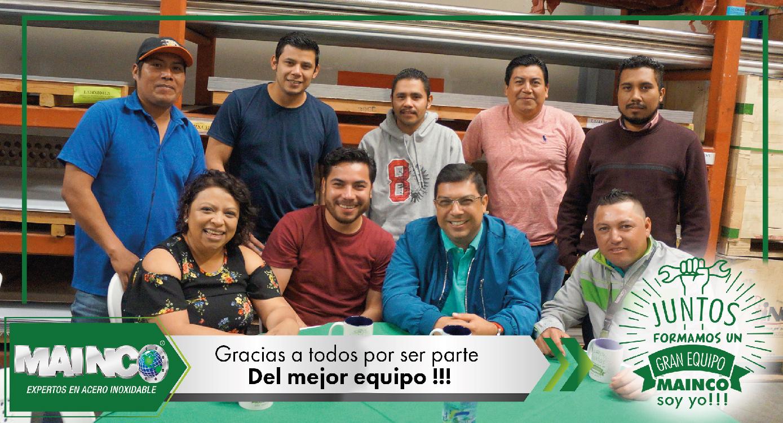 imagen 14 galeria Juntos formamos un gran equipo MAINCO soy yo !!!