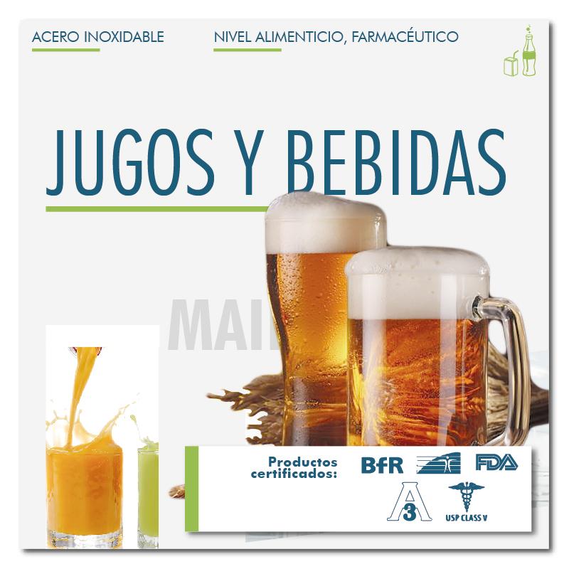 Jugos y Bebidas