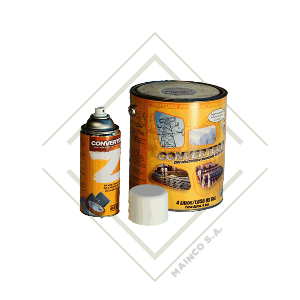 pintura, revestimiento, acero, galvanizado, spray, hierro, metal, pintar, guatemala, trytech