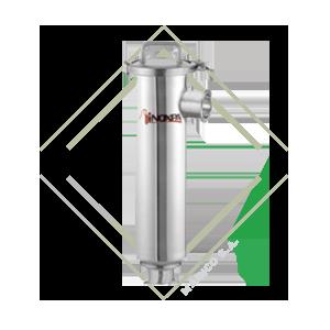 filtro en l para alimentos, filtro en l para farmacos, filtro en l para laboratorios, filtro en l acero inoxidable, filtro en l grado alimenticio