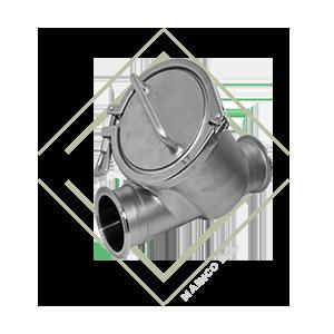 filtro recto inoxidable, filtro para alimentos, filtro para laboratorio, filtro para farmacos, filtro acero inoxidable alimenticio