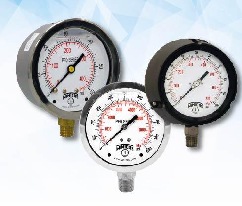 manometro, industrial, winters, acero, inox, bronce, pfp, pfq, ppc, guatemala, presion, medir,