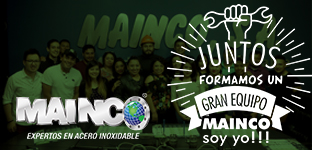 Juntos formamos un gran equipo MAINCO soy yo !!!